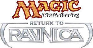 MAGIC- RETURN TO RAVNICA FATPACK (INGLES)