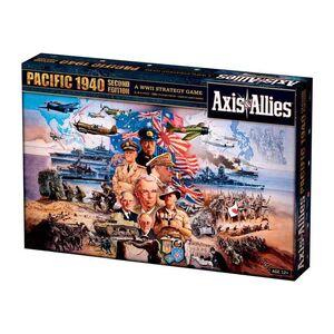 AXIS & ALLIES PACIFIC 1940 2ª EDICION (INGLES)
