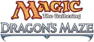 MAGIC- DRAGON'S MAZE SOBRE (INGLES)