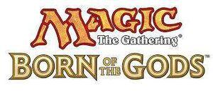 MAGIC- NACIDOS DE LOS DIOSES EVENT DECK (INGLES)