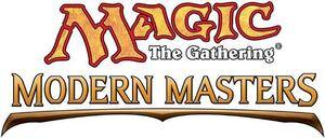 MAGIC- MODERN MASTERS