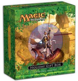 MAGIC- HOLIDAY GIFT BOX 2013