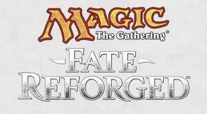 MAGIC- SOBRE DESTINO REESCRITO FATE REFORGED (INGLES)