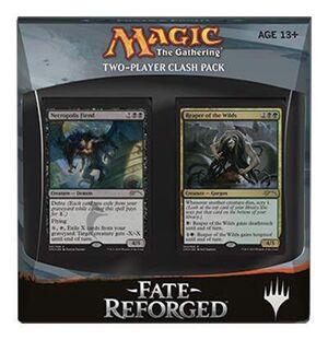 MAGIC- DESTINO REESCRITO CLASH PACK (INGLES)