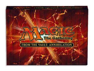 MAGIC - FROM THE VAULT ANNIHILATION