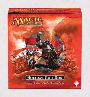 MAGIC - HOLIDAY GIFT BOX 2014