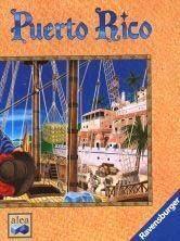 PUERTO RICO. JUEGO DE MESA (EN INGLES)
