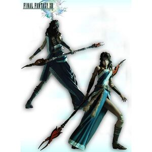 FINAL FANTASY XIII PLAY ARTS (KAI) - OERBA YUN FANG