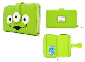 TOY STORY MONEDERO ALIEN EYE