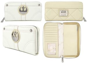 STAR WARS CARTERA PRINCESA LEIA HOTH