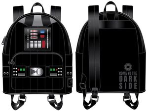 STAR WARS MOCHILA DARTH VADER LIGHT UP COSPLAY