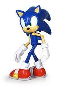 SONIC FIG 15CM SUPER POSERS - SONIC