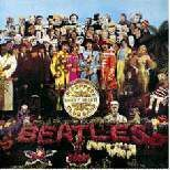 THE BEATLES SGT. PEPPER PRINT (POSTER) 40X40CM