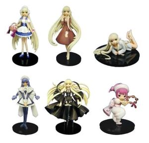 CHOBITS FIG 10CM SERIE 1- CHII BROWN DRESS