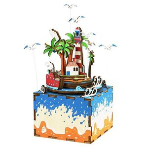 DIY MUSIC BOX VOCATIONAL ISLAND