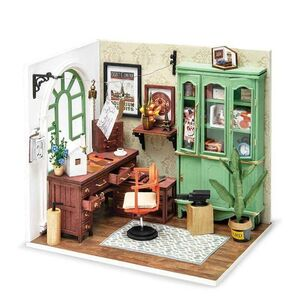 DIY MINIATURE HOUSE JIMMY´S STUDIO