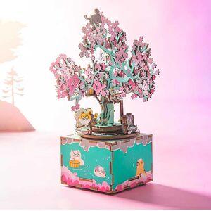 DIY MUSIC BOX CHERRY BLOSSOM TREE