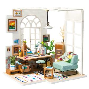 DIY MINIATURE HOUSE SOHO TIME