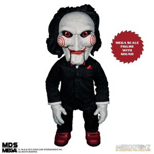SAW FIGURA 38CM PARLANTE MEGA SCALE BILLY