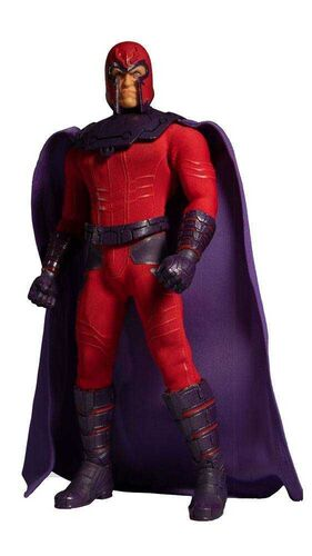 MAGNETO FIGURA 16.5 CM MARVEL THE ONE:12 COLLECTIVE
