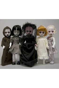 LIVING DEAD DOLLS MUÑECA 25 CM SHE WHO CAN NOT BE NAMED SERIE 29