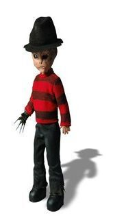 LIVING DEAD DOLLS FIG 25CM FREDDY KRUEGER 2010