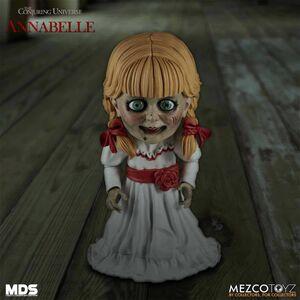 ANNABELLE COMES HOME MUÑECA 15 CM ANNABELLE MEZCO DESIGNER SERIES