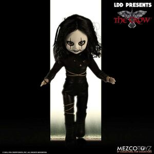 LIVING DEAD DOLLS MUÑECO 25 CM ERIC DRAVEN THE CROW
