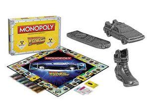 MONOPOLY REGRESO AL FUTURO (EDICION EN INGLES)