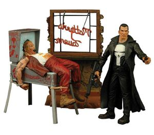 PUNISHER FIGURA 18 CM MARVEL SELECT