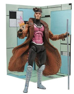 GAMBITO FIG 18 CM MARVEL SELECT