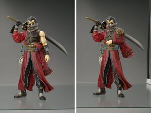 FINAL FANTASY X FIG 18CM AURON
