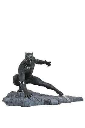 CAPITAN AMERICA CIVIL WAR FIGURA 15,30 CM PANTERA NEGRA MARVEL GALLERY