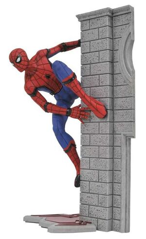 SPIDER-MAN HOMECOMING ESTATUA 25 CM SPIDER-MAN MARVEL GALLERY