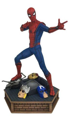 SPIDER-MAN HOMECOMING ESTATUA 30 CM SPIDER-MAN PREMIER COLLECTION MARVEL