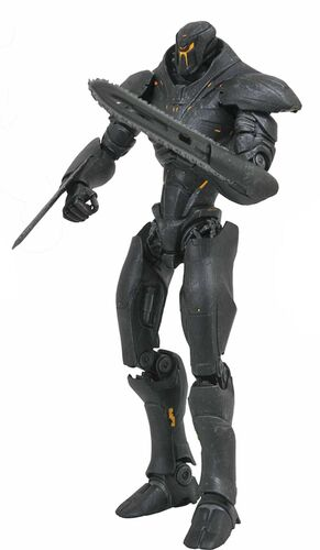 PACIFIC RIM UPRISING SELECT FIG 18CM SERIE 2 - OBSIDIAN FURY
