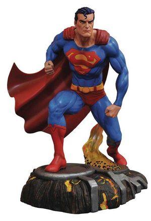 SUPERMAN ESTATUA 25 CM DC GALLERY