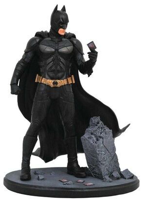THE DARK KNIGHT RISES ESTATUA PVC 23CM DC MOVIE GALLERY BATMAN