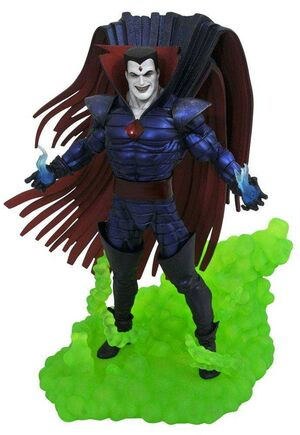 MR. SINISTER DIORAMA PVC 25 CM MARVEL COMIC GALLERY