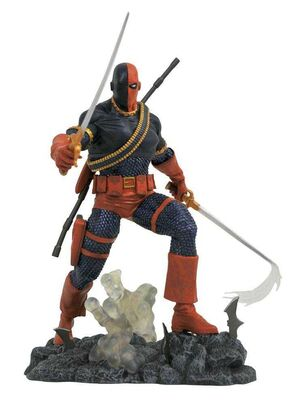 DEATHSTROKE ESTATUA 25 CM DC COMIC GALLERY