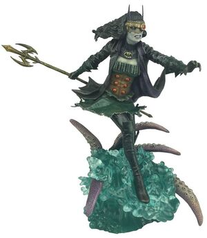 NOCHES OSCURAS: METAL FIGURA 25 CM THE DROWNED DC GALLERY