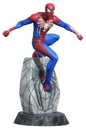 SPIDER-MAN ESTATUA 25 CM SPIDER-MAN MARVEL VIDEO GAME GALLERY