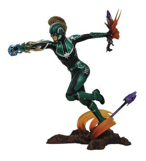 CAPITANA MARVEL ESTATUA PVC 23 CM MARVEL GALLERY