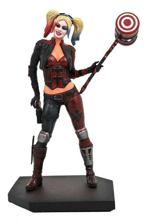 INJUSTICE 2 FIGURA 23 CM HARLEY QUINN DC VIDEO GAME GALLERY