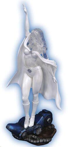 X-MEN ESTATUA PVC 30,5 CM EMMA FROST FEMME FATALES MARVEL GALLERY