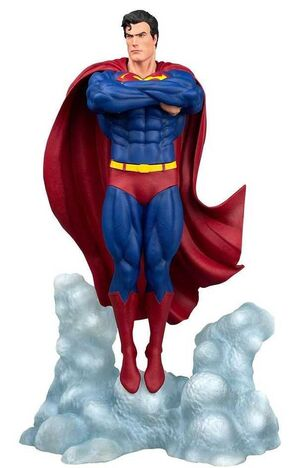 SUPERMAN ESTATUA 25CM SUPERMAN ASCENDANT DC COMIC GALLERY