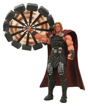 THOR FIG 20CM MARVEL SELECT MIGHTY THOR