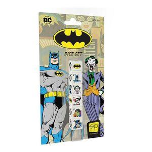 BATMAN PACK DE DADOS 6D6