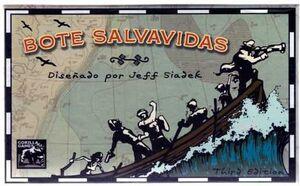BOTE SALVAVIDAS - 2ª EDICION