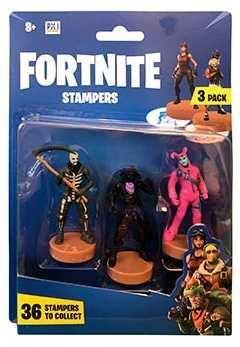 FORTNITE STAMPERS BLISTER 3